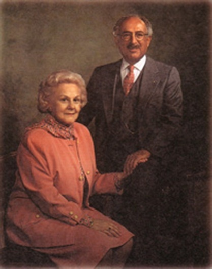 Seymour & Esther Padnos